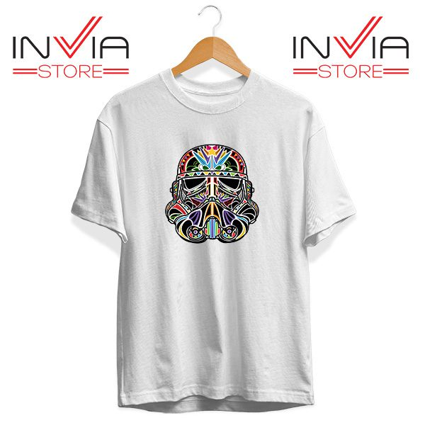 Buy Tshirt Star Wars Day Of The Clone Tee Shirt Size S-3XL White