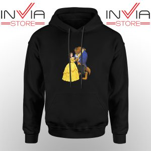 Best Hoodie Disney Beauty And The Beast Hoodies Adult Unisex Black