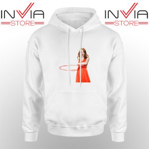 Best Hoodie Emma Stone Never Watch Hoodies Adult Unisex White