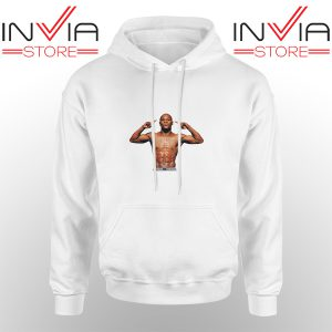 Best Hoodie Floyd Mayweather Jr Hoodies Adult Unisex White