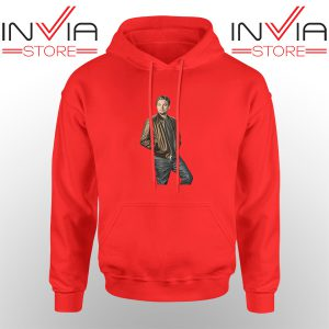 Best Hoodie Leonardo DiCaprio Inspired by Actor Adult Unisex Red