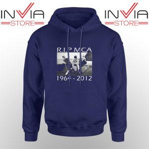 Best Hoodie Rip Mca Check Your Head Beastie Boys Adult Unisex Navy