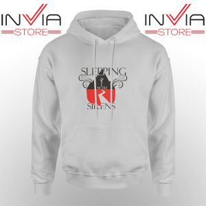 Best Hoodie Sleeping With Sirens Band Hoodies Adult Unisex Grey