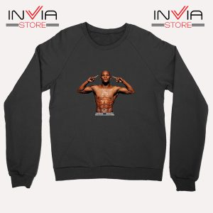Buy Sweatshirt Floyd Mayweather Jr Sweater Size S-XL Black
