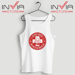 Buy Tank Top Echo Base Search And Rescue Custom Size S-XL White