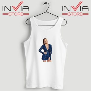 Buy Tank Top Jennifer Lopez 2019 Tour Custom Size S-XL White