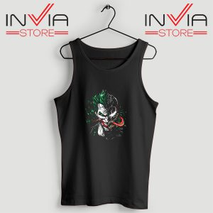 Buy Tank Top Joker Venom DC Parody Custom Size S-XL Black