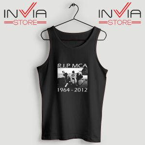 Buy Tank Top Rip Mca Check Your Head Beastie Boys Size S-XL Black