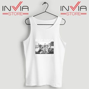 Buy Tank Top Rip Mca Check Your Head Beastie Boys Size S-XL White