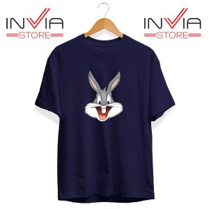 Buy Tshirt Bugs Bunny Looney Tunes Tee Shirt Size S-XL Navy