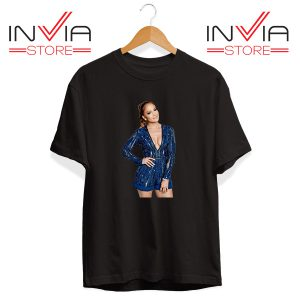 Buy Tshirt Jennifer Lopez 2019 Tour Tee Shirt Size S-XL Black