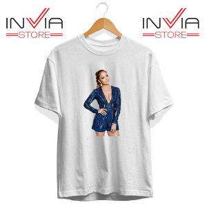 Buy Tshirt Jennifer Lopez 2019 Tour Tee Shirt Size S-XL White