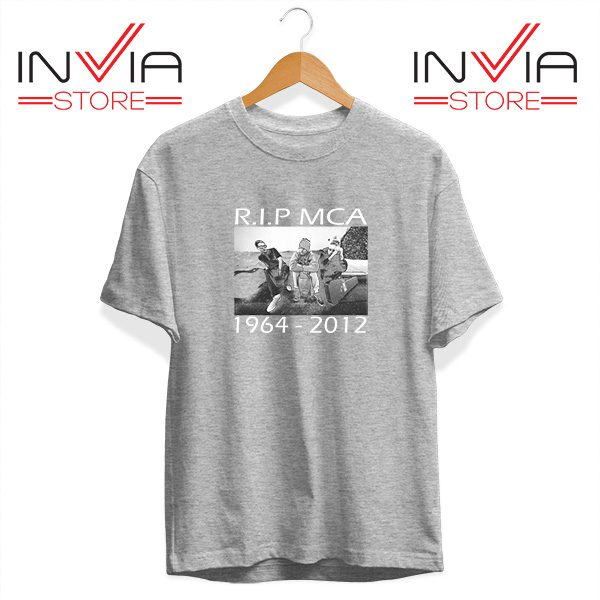 Buy Tshirt Rip Mca Check Your Head Beastie Boys Size S-3XL Grey