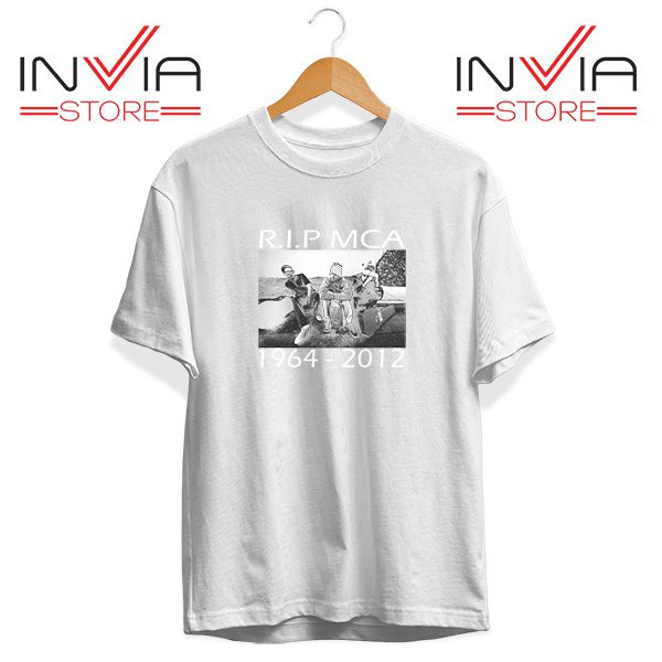 Buy Tshirt Rip Mca Check Your Head Beastie Boys Size S-3XL White
