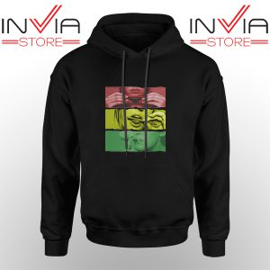 Best Hoodie Blaze Rasta Girl Fassion Weed Hoodies Adult Unisex Black