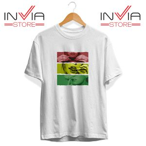 Buy Tshirt Blaze Rasta Girl Fassion Weed Tee Shirt Size S-XL White