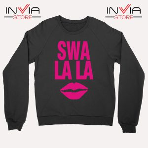 Buy Sweatshirt Swa La La Jason Derulo Sweater Size S-XL Black