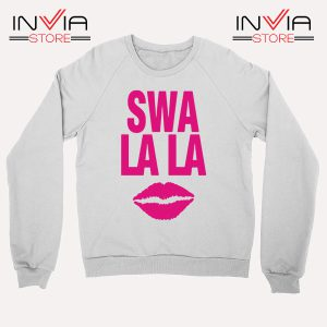 Buy Sweatshirt Swa La La Jason Derulo Sweater Size S-XL White