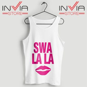 Buy Tank Top Swa La La Jason Derulo Custom Size S-XL White