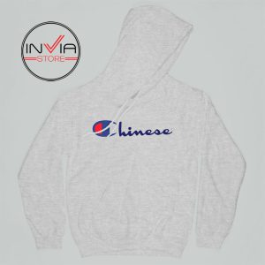 Best Hoodie Chinese Champion Art Adult Unisex Grey