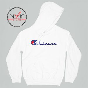 Best Hoodie Chinese Champion Art Adult Unisex White