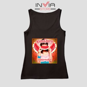 Buy Tank Top Katy Perry Watermelon Custom Size S-XL Black
