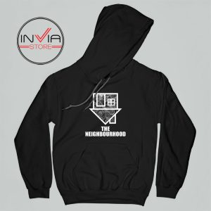 Flowers The Neighbourhood Band Hoodie Music Adult Unisex Black