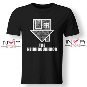 Flowers The Neighbourhood Band TShirt Music Size S-XL Black