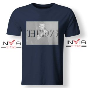 The 1975 Matt Healy Smoke TShirt Best Tee Shirt Size S-XL Navy