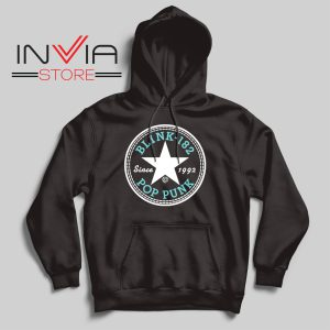All Star Blink 182 Hoodie
