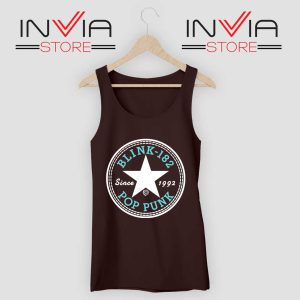 All Star Blink 182 Tank Top