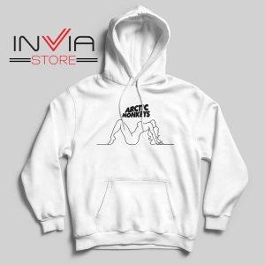 Arctic Monkeys Wave Girl Hoodie
