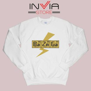 Bazinga The Big Bang Theory Sweatshirt