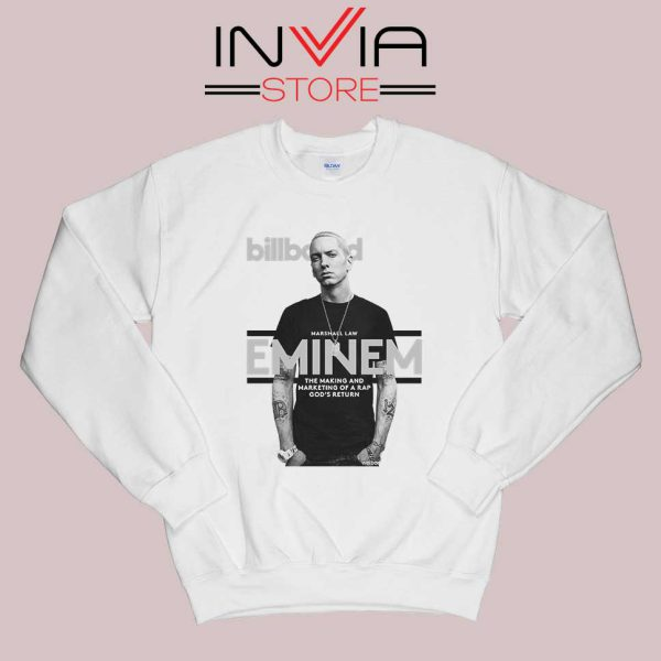Billboard Magazine Eminem Sweatshirt