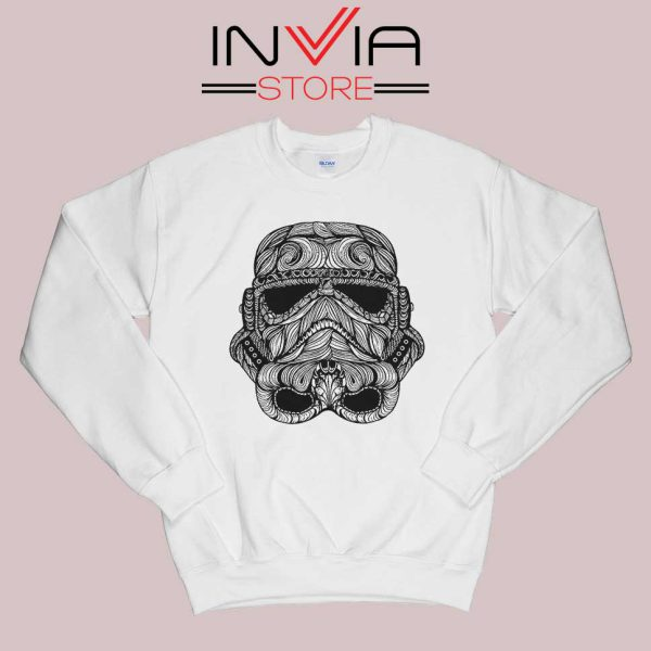 Black Stormtrooper Sweatshirt