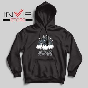 Black Unicorn Is My Color Hoodie