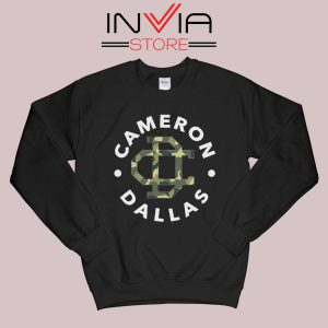 Cameron Dallas Army Sweatshirt
