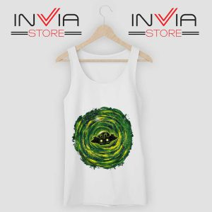 Dimensional Rick Morty Tank Top