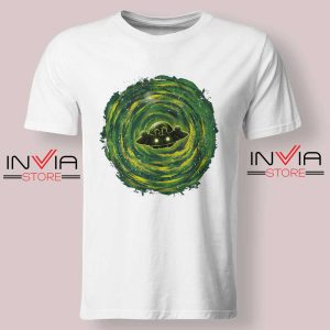 Dimensional Rick Morty Tshirt