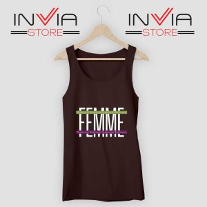 Femme The Future is Female Tank Top