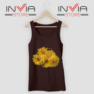Flower Twenty One Pilot Tank Top