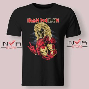 Iron Man Iron Maiden Tshirt
