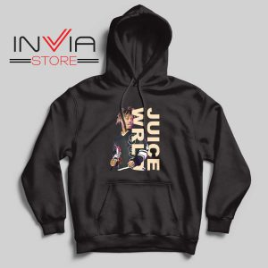 Juice WRLD Performance Hoodie Black