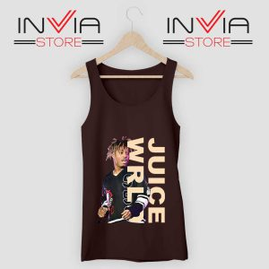 Juice WRLD Performance Tank Top Black