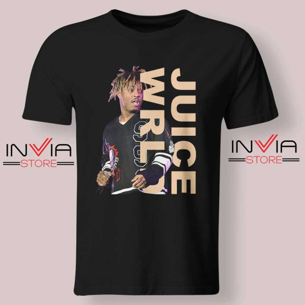 Juice WRLD Performance Tshirt Black