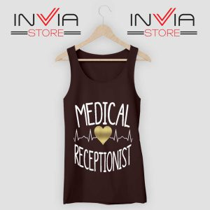 Medical Receptionist Tank Top