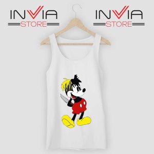 Mickey Mouse XXXTentacion Tank Top