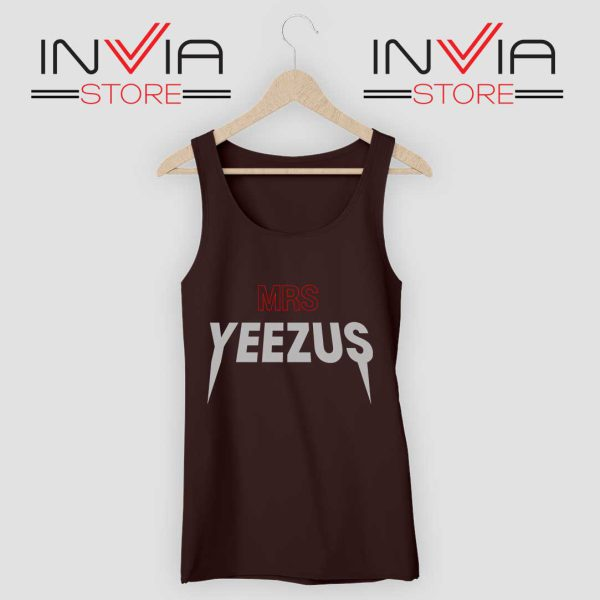Mrs Yeezus Tank Top