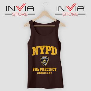 NYPD 99th Precinct Tank Top