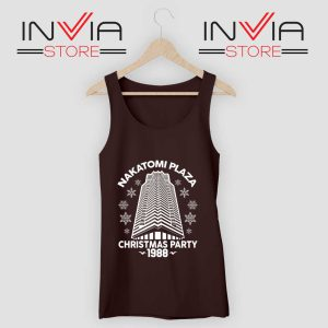 Nakatomi Plaza Christmas Party Tank Top